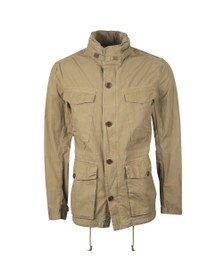Barbour Lifestyle Mens Beige Tabo Jacket
