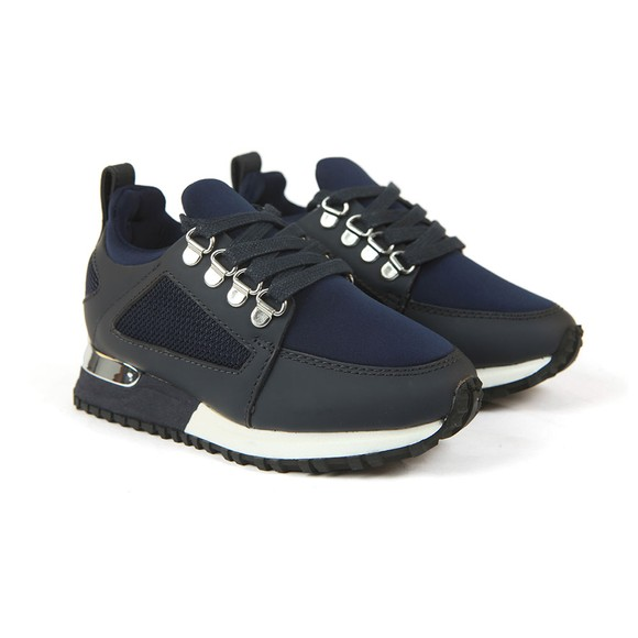 Mallet Boys Blue Boys Hiker Trainer main image