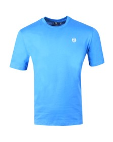 Sergio Tacchini Mens Blue Run T-Shirt