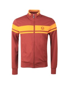 Sergio Tacchini Mens Red Track Top