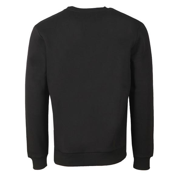 Kings Will Dream Mens Black Demon Mesh Sweatshirt main image
