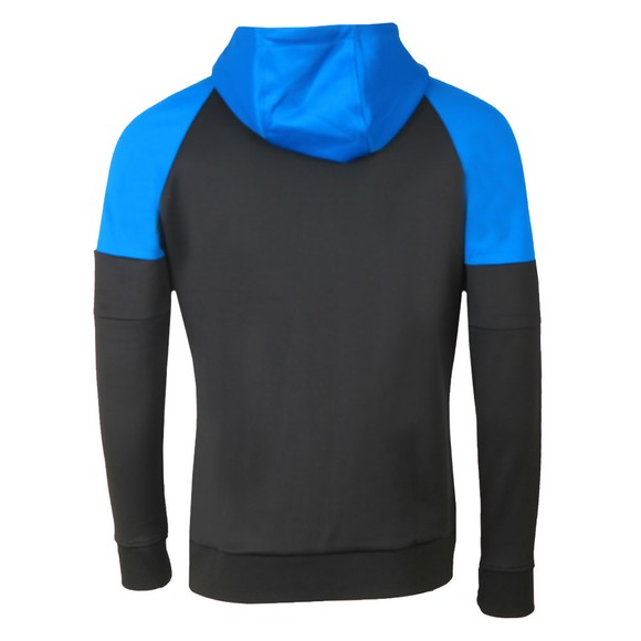 Gym King Mens Black Aki Poly Track Top main image