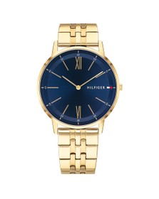 Tommy Hilfiger Mens Gold 1791513 Watch