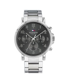 Tommy Hilfiger Mens Silver 1791226 Watch
