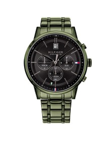 Tommy Hilfiger Mens Green 1791634 Watch
