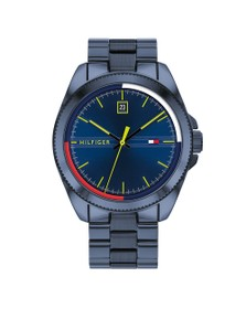 Tommy Hilfiger Mens Blue 1791689 Watch