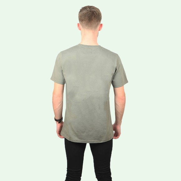 Colorful Standard Mens Green Organic T-Shirt main image