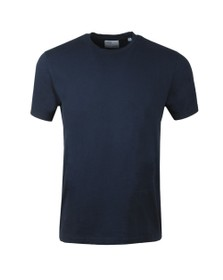 Colorful Standard Mens Blue Organic Tee