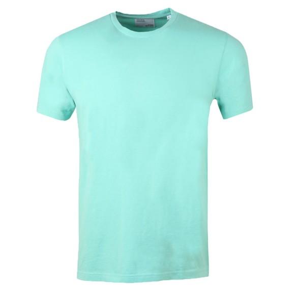 Colorful Standard Mens Green Organic T-Shirt