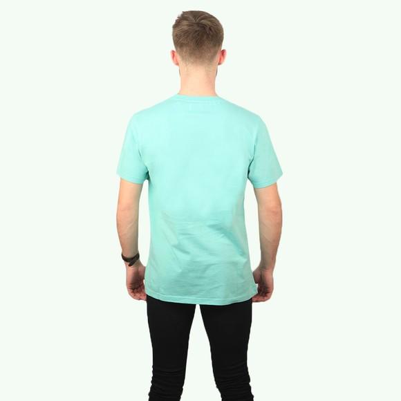 Colorful Standard Mens Green Organic T-Shirt main image