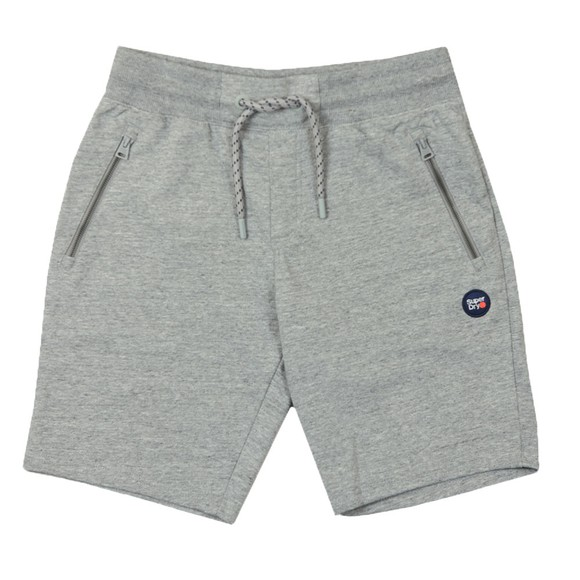 Superdry Mens Grey Collective Short