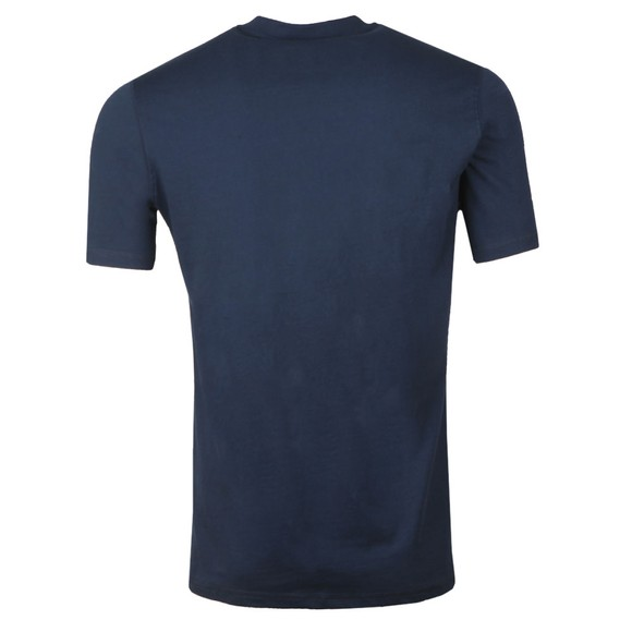 Sergio Tacchini Mens Blue Run T-Shirt main image