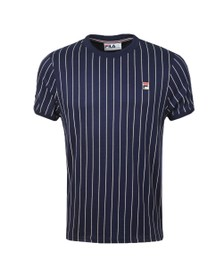Fila Mens Blue Guilo T-Shirt