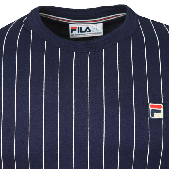 Fila Mens Blue Guilo T-Shirt main image