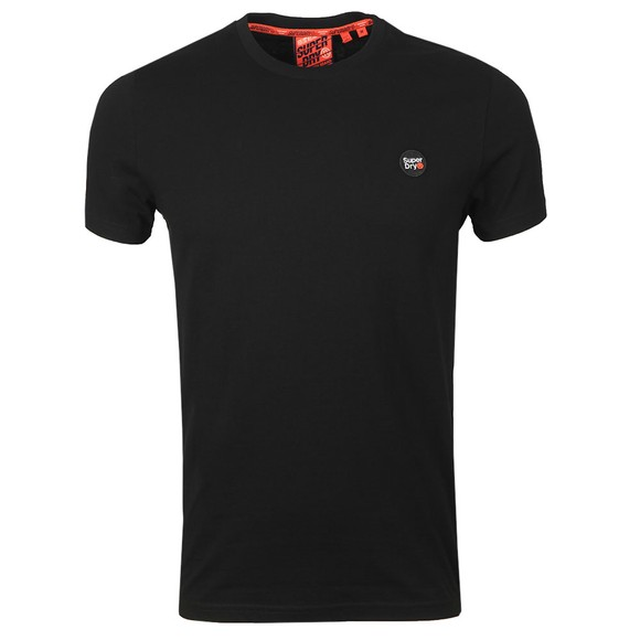 Superdry Mens Black Collective T-Shirt