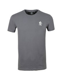 Gym King Mens Grey Origin T-Shirt