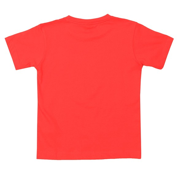 Paul & Shark Cadets Boys Red Chest Logo T Shirt main image