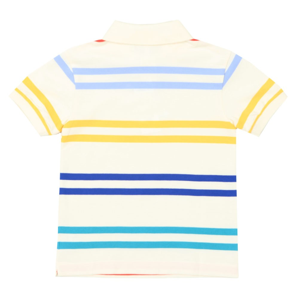 PJ4911 Stripe Polo Shirt main image