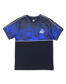 Kings Will Dream Boys Blue Boys Mector Fade T Shirt