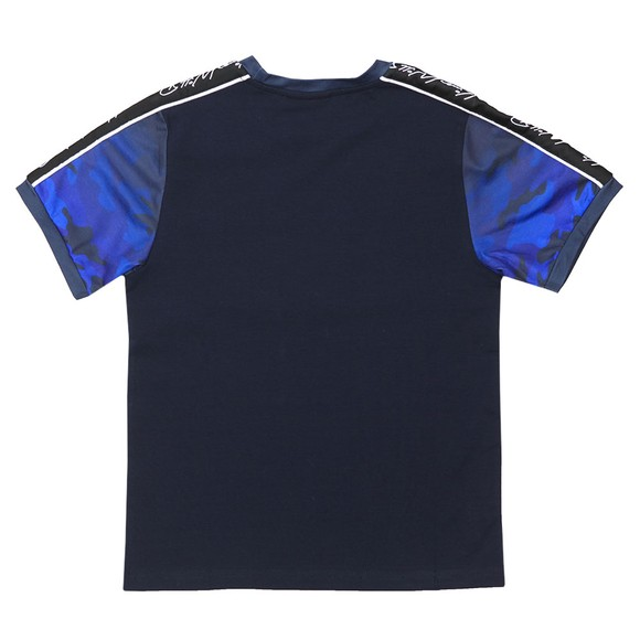 Kings Will Dream Boys Blue Boys Mector Fade T Shirt main image