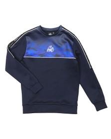 Kings Will Dream Boys Blue Boys Mector Fade Sweatshirt