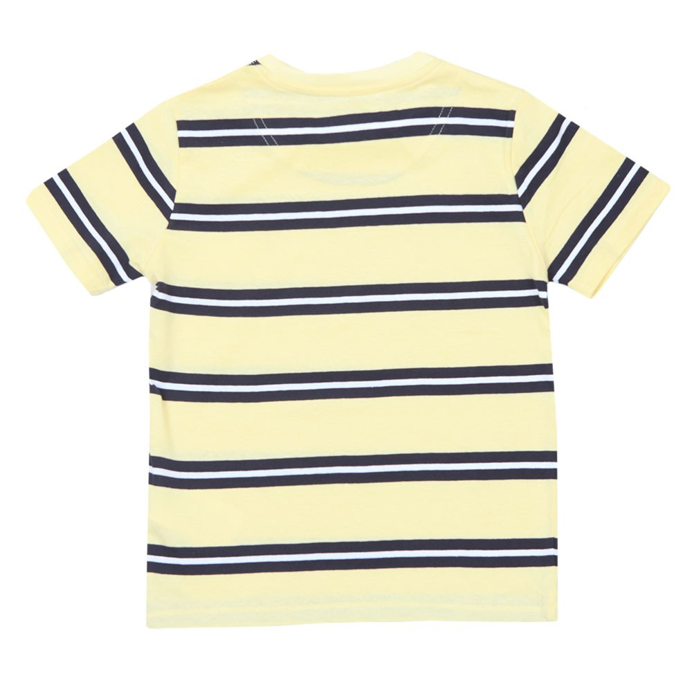 Wide Double Stripe T-Shirt main image