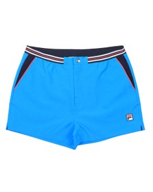 Fila Mens Blue High Tide Short