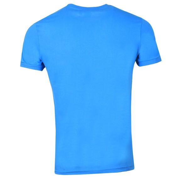 Sergio Tacchini Mens Campanula/Bordeaux S/S Supermac T-Shirt main image
