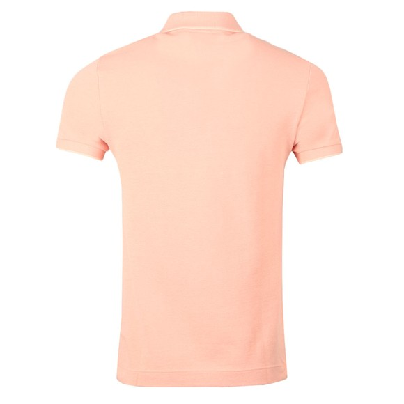 Lacoste Mens Pink PH5005 Polo Shirt main image