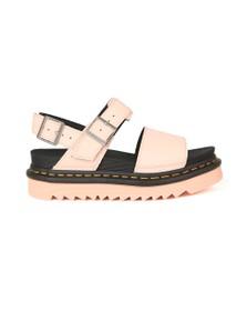 Dr. Martens Womens Pink Voss Sandal