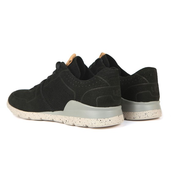 Ugg Womens Black Tye Trainer main image