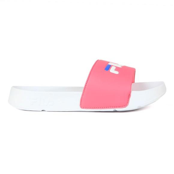 Fila Womens Pink Drifter Slider