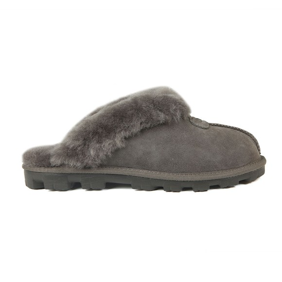 Ugg Womens Grey Coquette Slipper main image