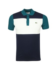 Lacoste Mens Blue PH5142 Polo Shirt
