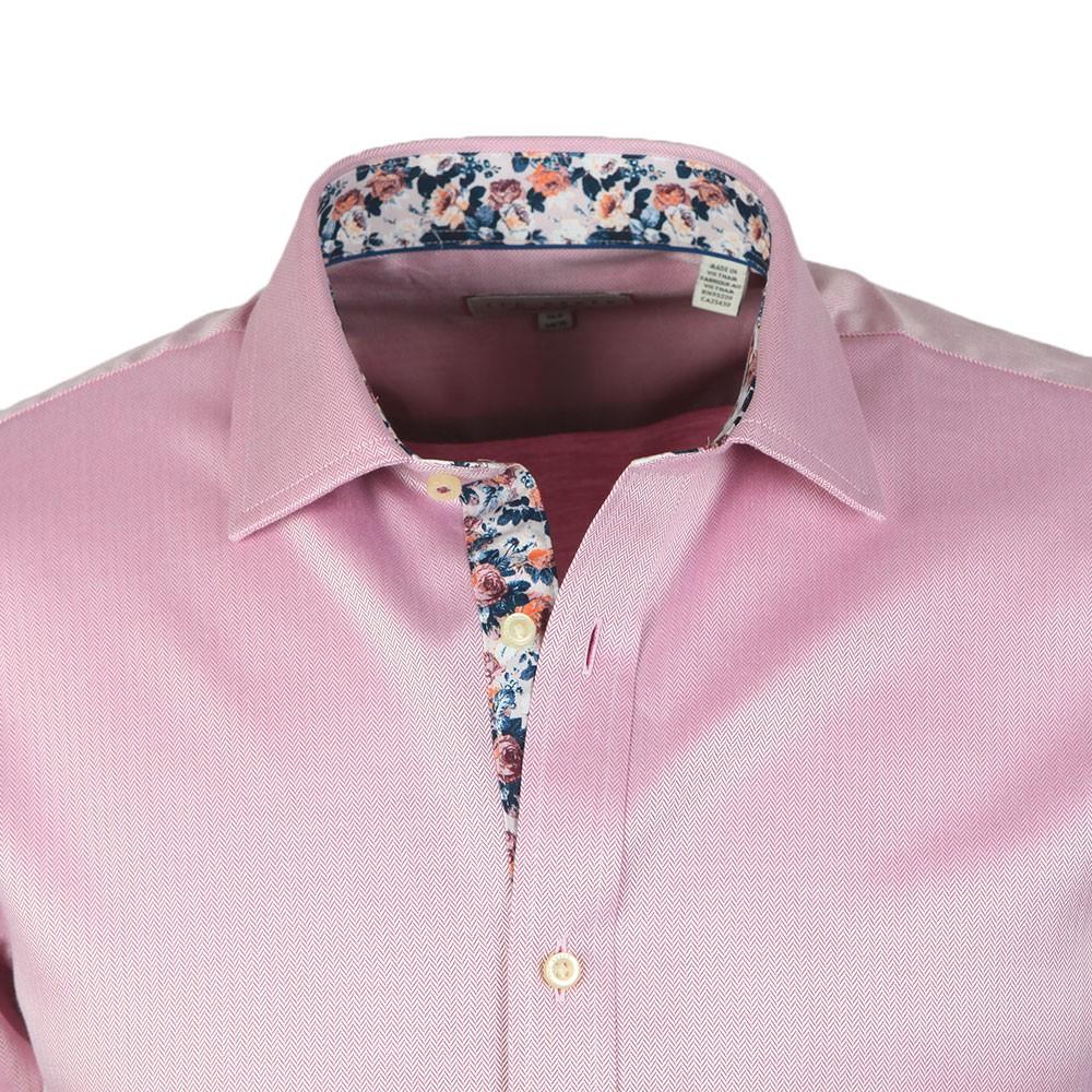 Herringbone Sterling Shirt main image