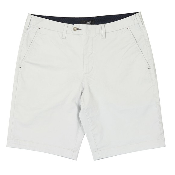 Ted Baker Mens Grey Core Plain Short