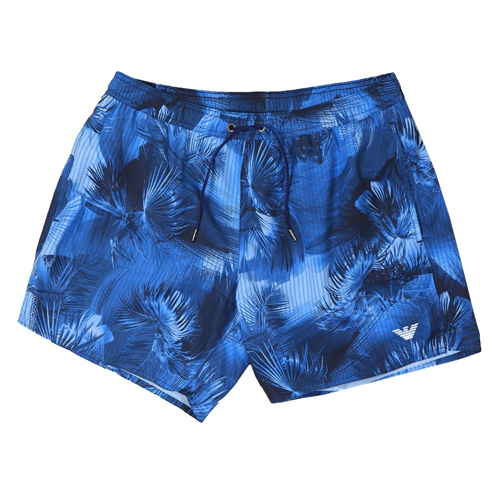 Patterned Swim Short main image