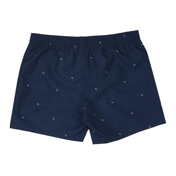 Lacoste Mens Blue MH6266 Swim Shorts main image