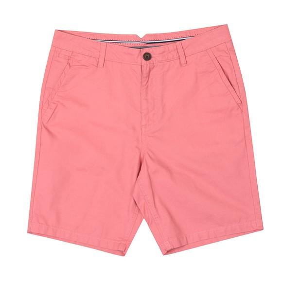 Crew Clothing Company Mens Pink Bermuda Short main image