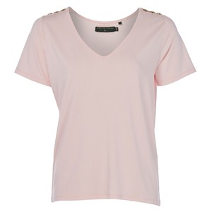 Relax Fit V Neck T Shirt