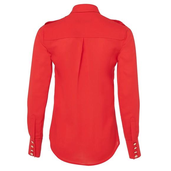 Holland Cooper Womens Red Luxury Shirt main image