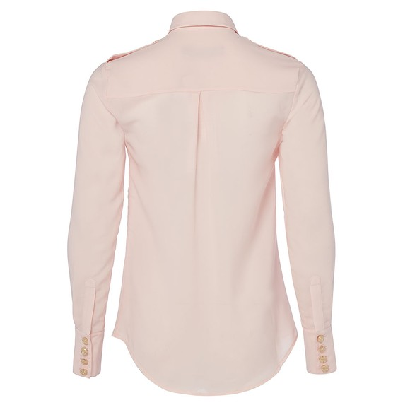Holland Cooper Womens Pink Luxury Shirt