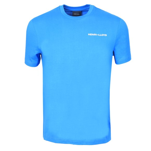 Henri Lloyd Mens Blue RWR T-Shirt main image