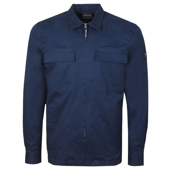 Henri Lloyd Mens Blue Shore Overshirt
