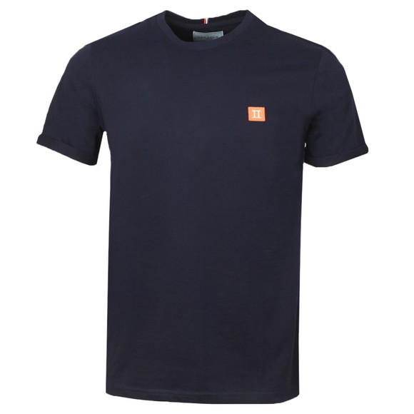 Les Deux Mens Blue Piece T-Shirt main image