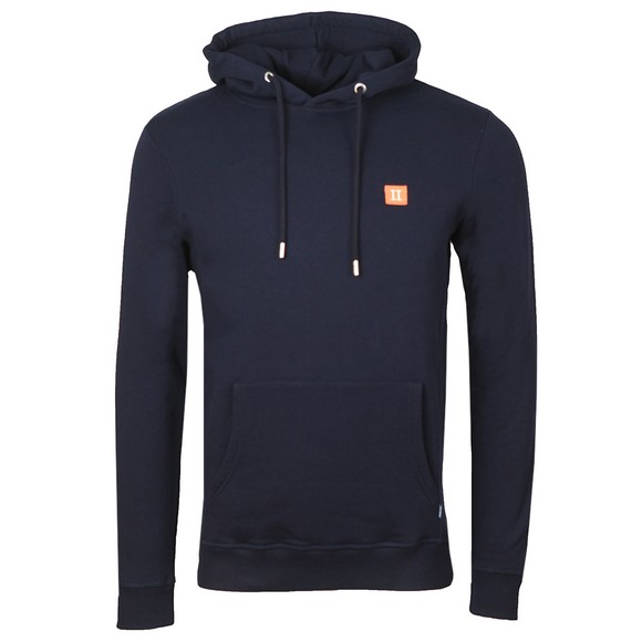 Les Deux Mens Blue Piece Hoody main image