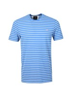 Marshaw Pique Stripe T-Shirt