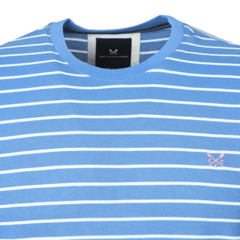 Marshaw Pique Stripe T-Shirt main image