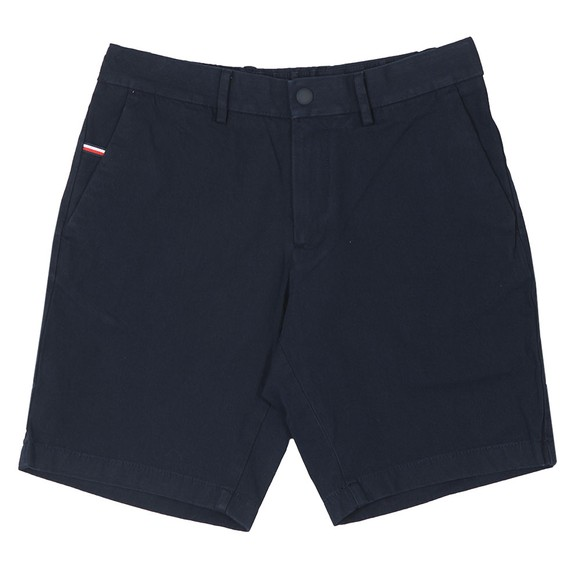 Tommy Hilfiger Mens Blue Brooklyn TH Cool  Short