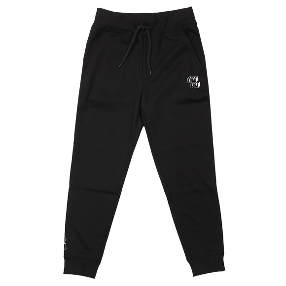 HUGO Mens Black Destival Jogger